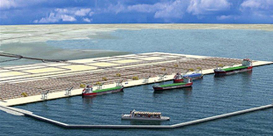 3. Havalimanı'ndaki deniz limanının yeri değişti