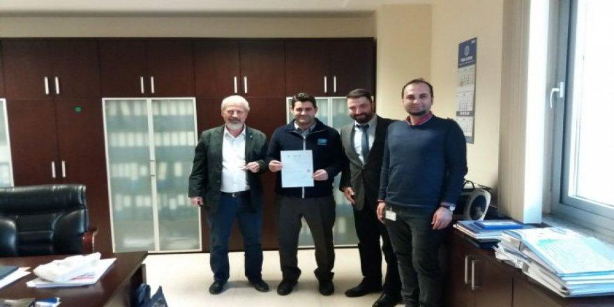 Sanmar ISM sertifikasını aldı