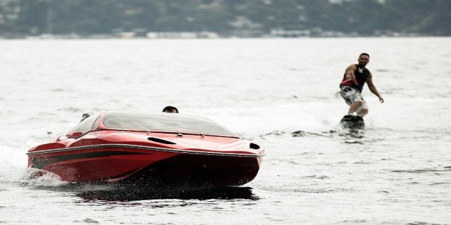 ES LINE'nin en yeni modelleri CNR Avrasya Boat Show'da