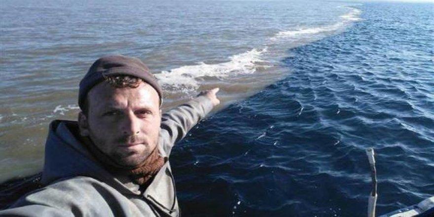 Saros Körfezi'nde renk değişimi ürküttü