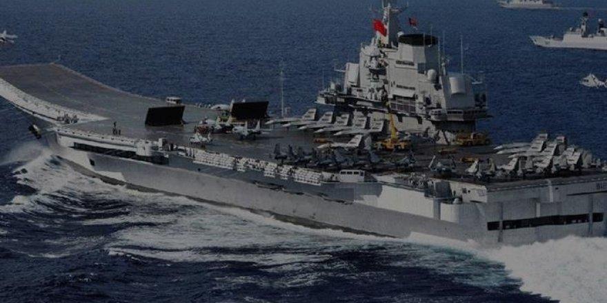 Çin, üçüncü uçak gemisi çalışmalarına başladı