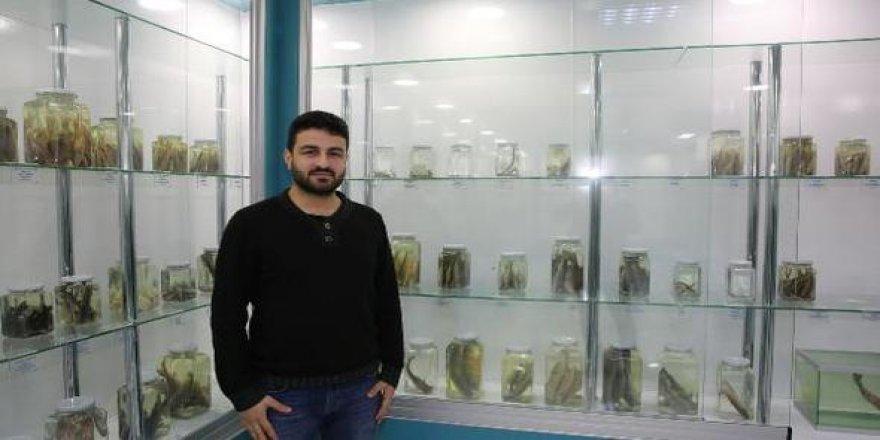 RTEÜ Su Ürünleri Fakültesi'nde Balık Müzesi açıldı