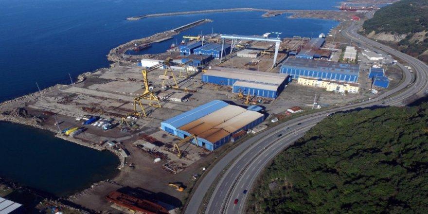 40 milyon TL'ye yapılan liman 10 yıldır boş duruyor