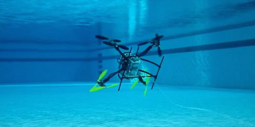 Antartika'da, buz sahanlıkları dronelar ile incelenecek