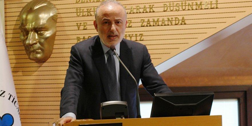 2018 bütçesi DTO Meclisi'ni karıştırdı