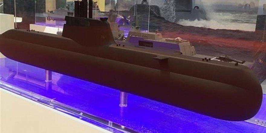 Challenger Sınıfı denizaltıların yerini alacak