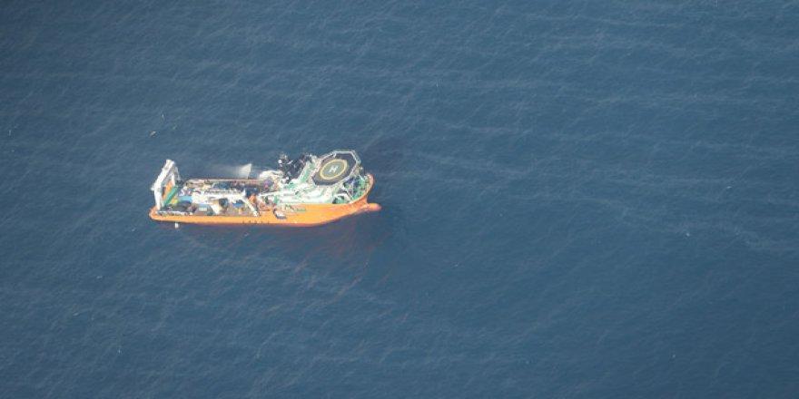 Batan tanker için robot denizaltı!