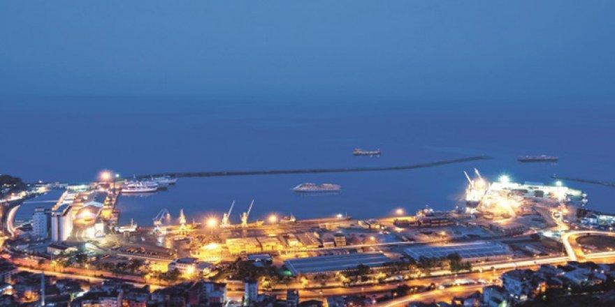 Trabzon Limanı'na ilgi yoğun oldu!