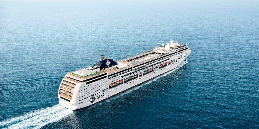 MSC Cruises, rotasına Hindistanı da ekledi