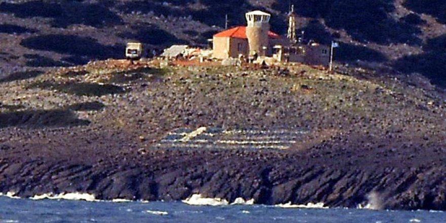 Kalalimnos Adası'na askeri yapı (mı) inşa ediliyor