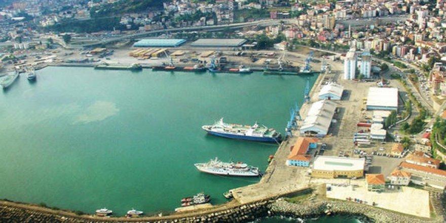 ABD gözünü Trabzon Limanı'a dikti