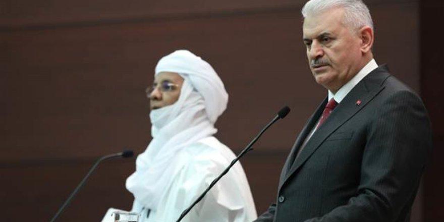 Başbakan'dan Kardak açıklaması: Hoş karşılamayız