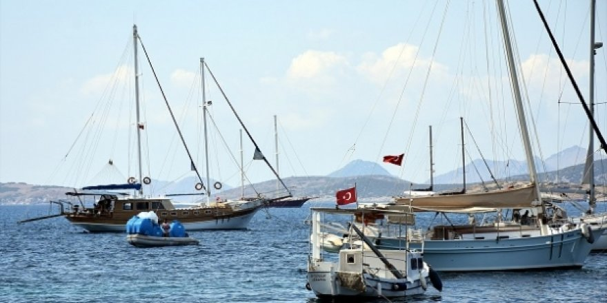 Çevreci teknelerin sayısı 30 bini buldu