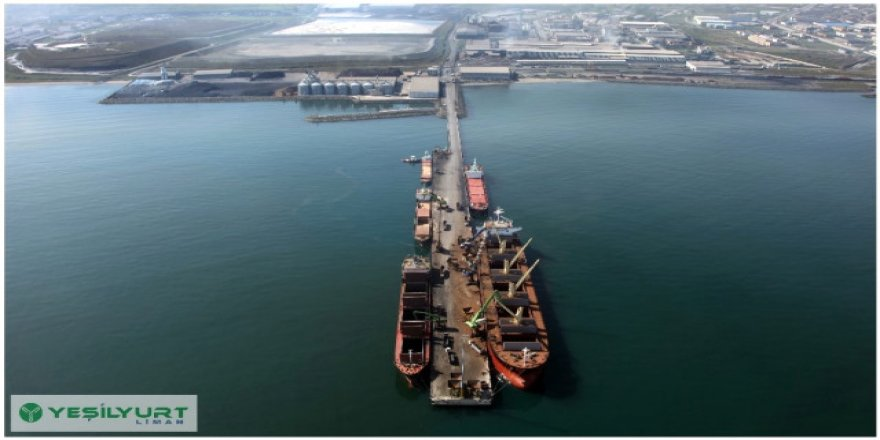 Samsun'un parlayan yıldızı: Yeşilyurt Limanı