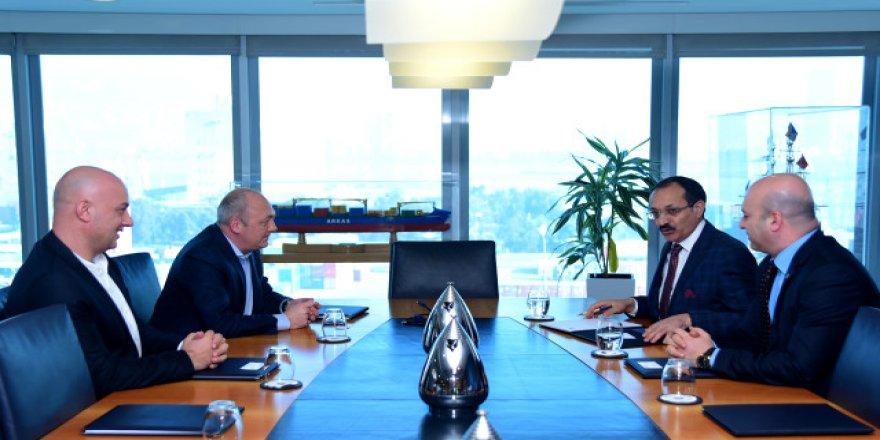 DEÜ ve Arkas Holding arasında spor ortaklığı
