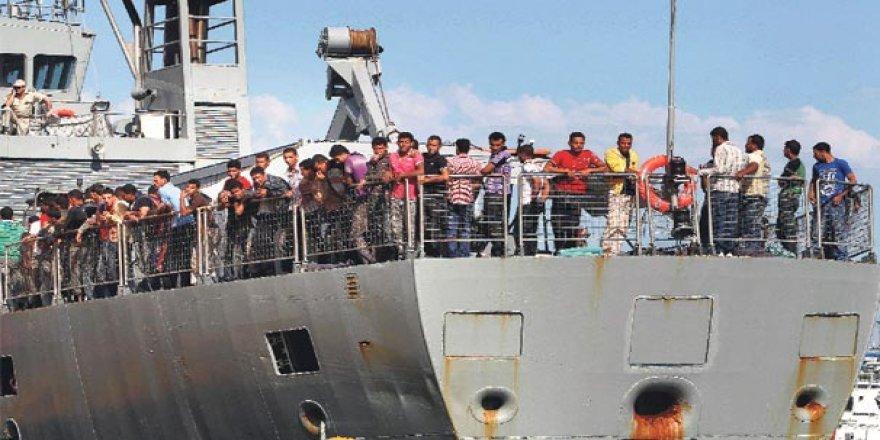 Frontex'in görev alanına Türkiye de eklendi