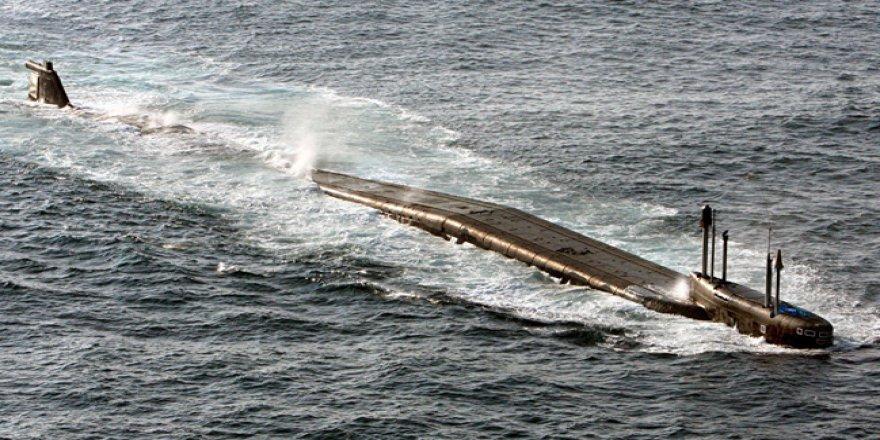 Rus denizaltıları fiberglas gemi ile önlenecek