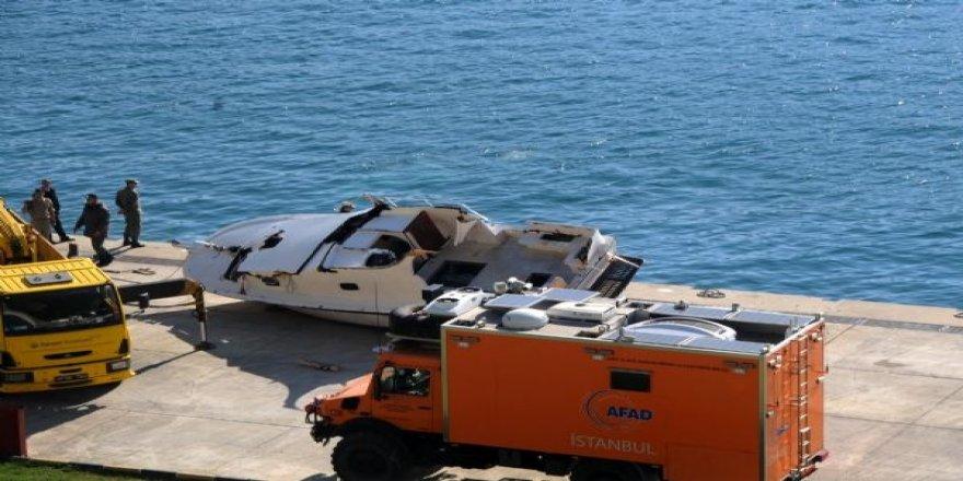 Batan gemi için Interpol siyah bülten çıkardı