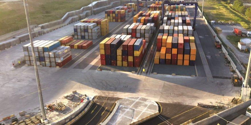 Marport'ta Kuzey Terminali hizmete açıldı