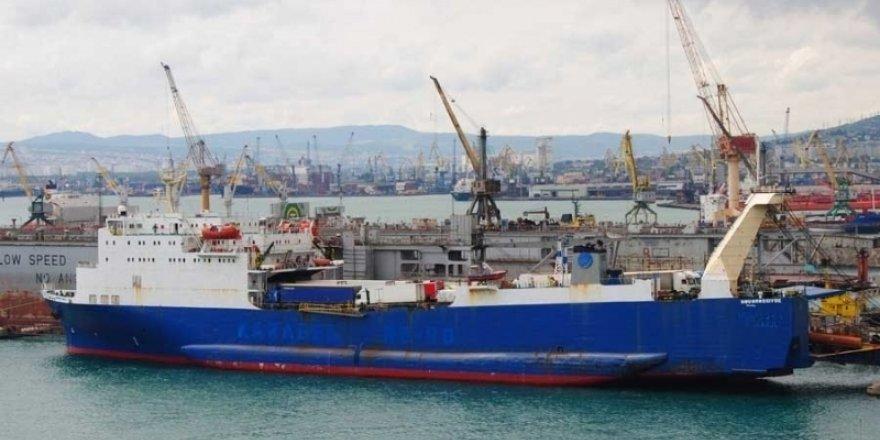 Kırım'a 1 ayda 19 gemi yasadışı girdi