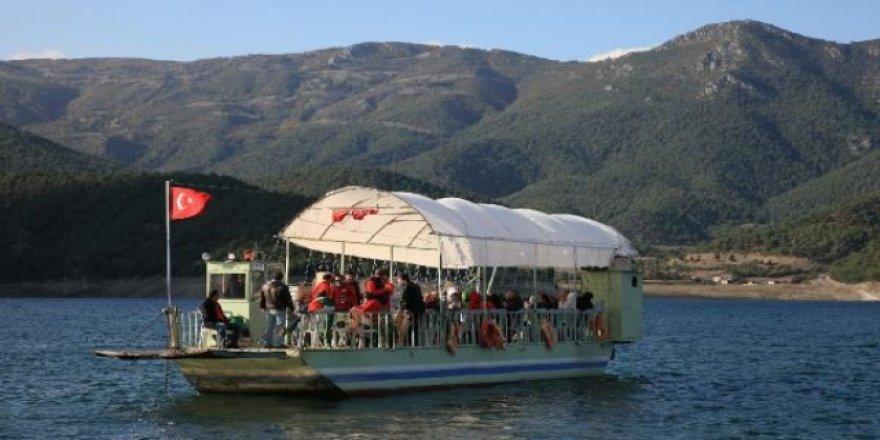 Şahinkaya Kanyonu'ndaki teknelere standart getirilecek