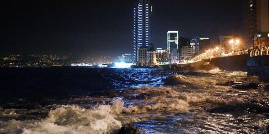Lübnan, İsrail sınırına liman yapacak