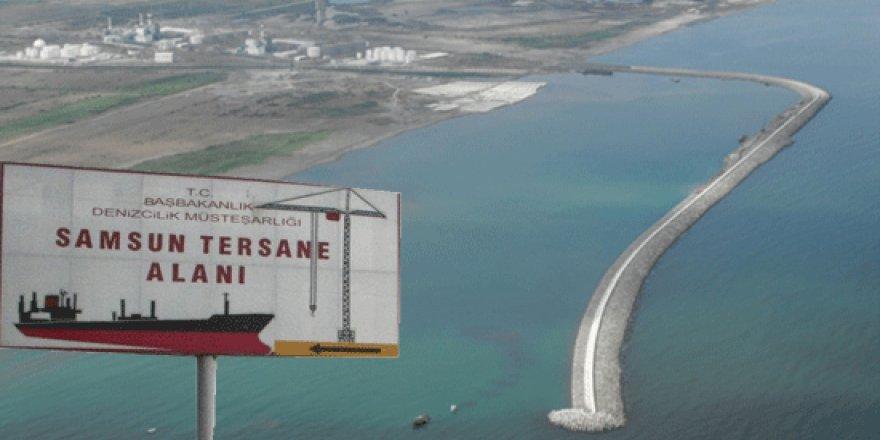 Tersane alanı Savunma Sanayi OSB'ye dönüştürülüyor