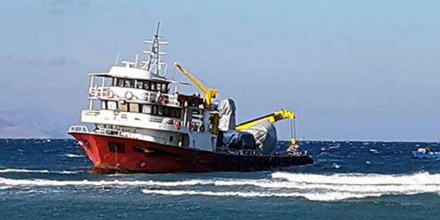 Türk gemi kaptanı Abhazya'da kaçırıldı