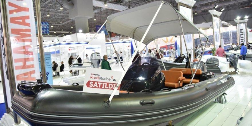 CNR Avrasya Boat Show'a ilgi büyük