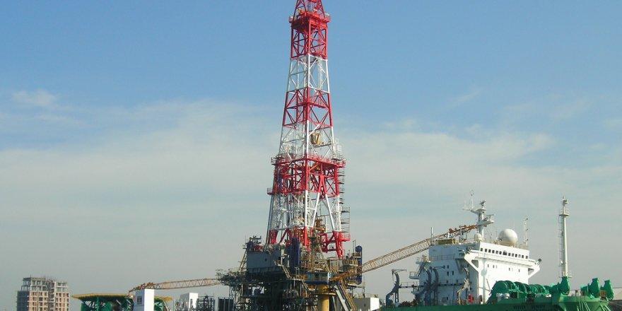 Petrol sondaj gemisinde patlama: 5 ölü, 11 yaralı