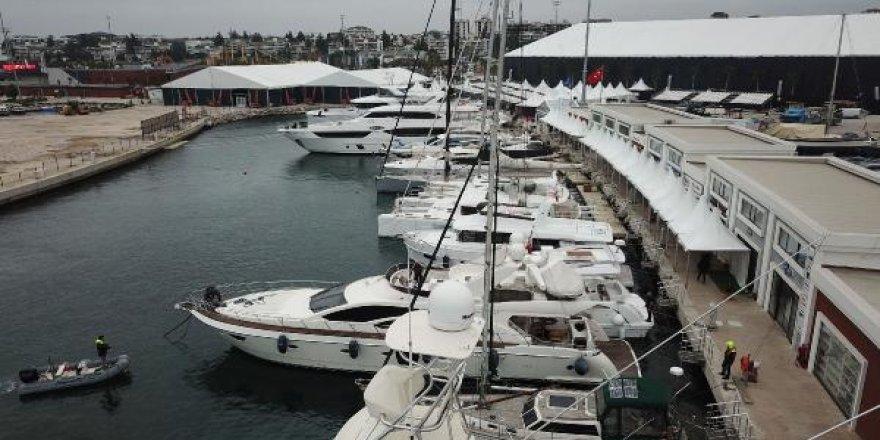 Boat Show Eurasia'da 276 tekne görücüye çıkıyor