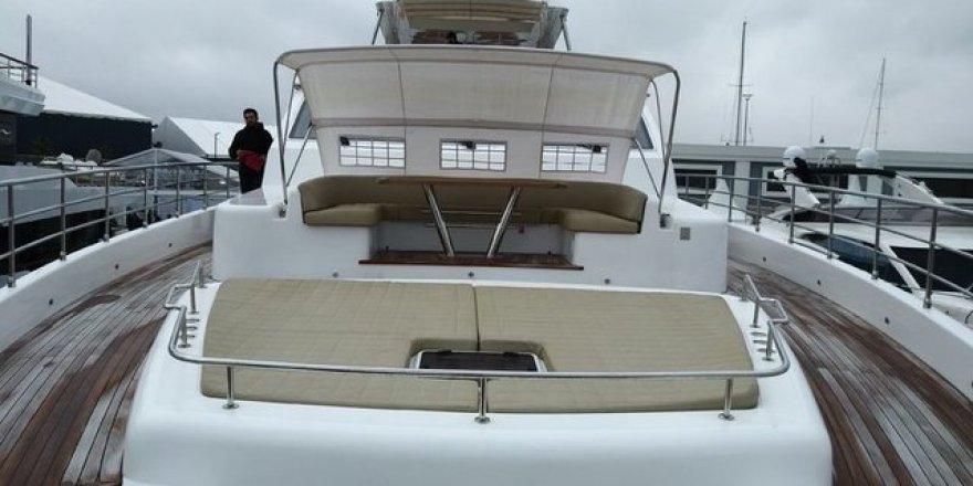 Özel tasarım tekneler Boat Show Euarisa Fuarı'nda