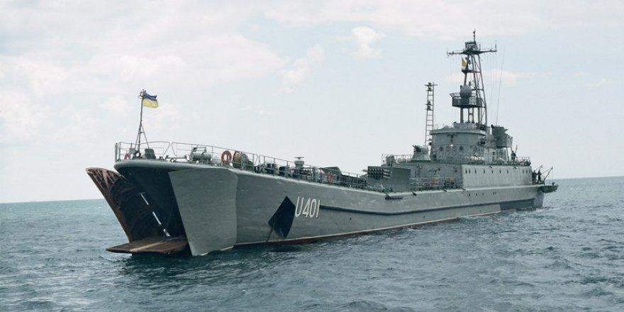 """""""Ruslar gemilerimizi parça parça etti"""""""