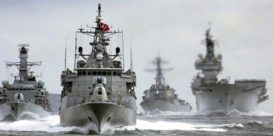 Türk donanması Rumları huzursuz etti