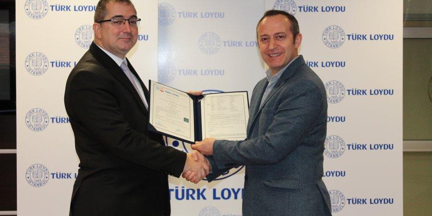 Milli teknolojiye Türk Loydu'ndan destek