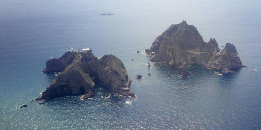 Güney Kore'den Japonya'ya ihtilaflı adalar tepkisi