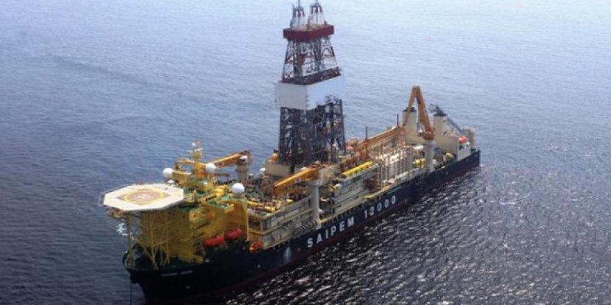 Sondaj gemisi  Doğu Akdeniz'den ayrılıyor