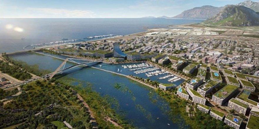 Kanal İstanbul'da iki yat limanı daha yapılacak