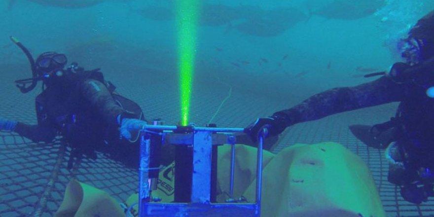 Denizaltı kameralarında büyük gelişme