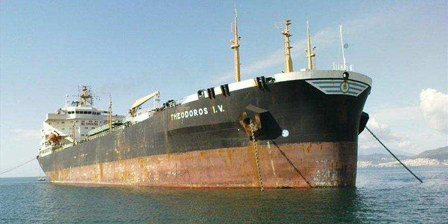 ABD'den petrol kaçakçılığı yapan 7 gemiye yaptırım