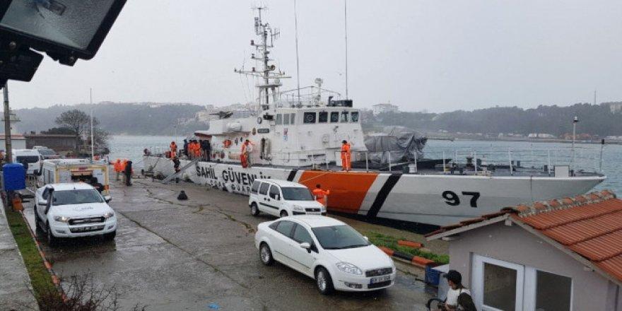 Patlamada ölen denizcinin naaşı çıkarıldı
