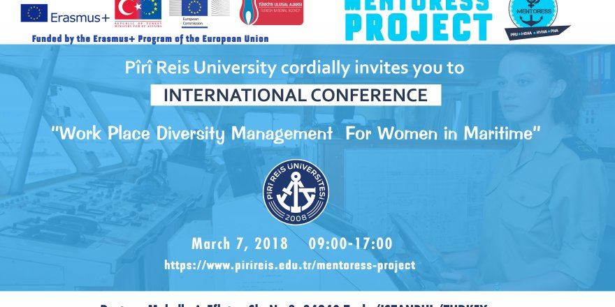 MENTORESS Projesi Konferansı PRÜ'de