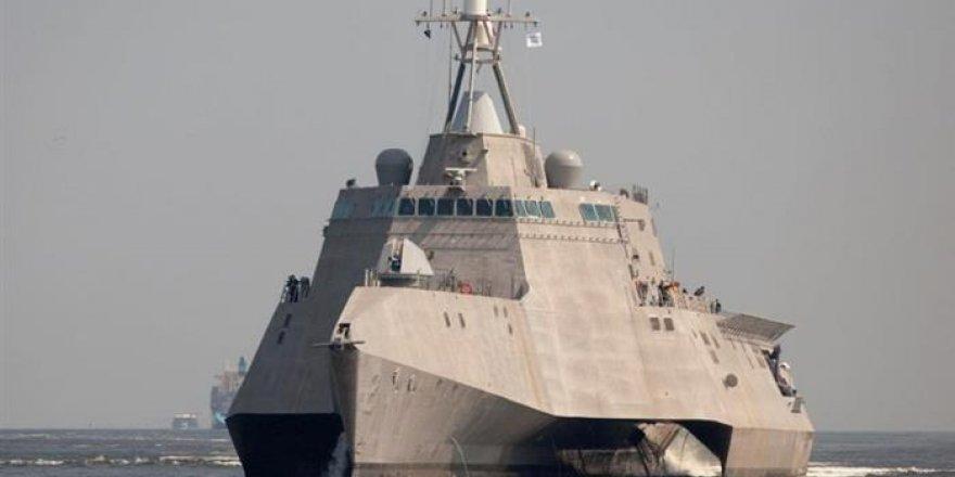 ABD yedinci LCS'yi donanmaya kattı