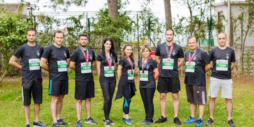 Runatolia Maratonu'nda 'umut' için koştular