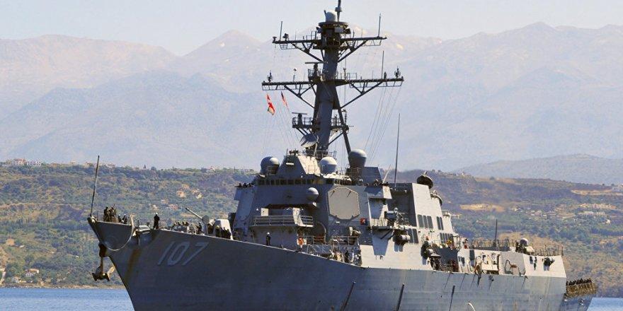 ABD, Karadeniz'de yeni elektronik harp sistemini test etti