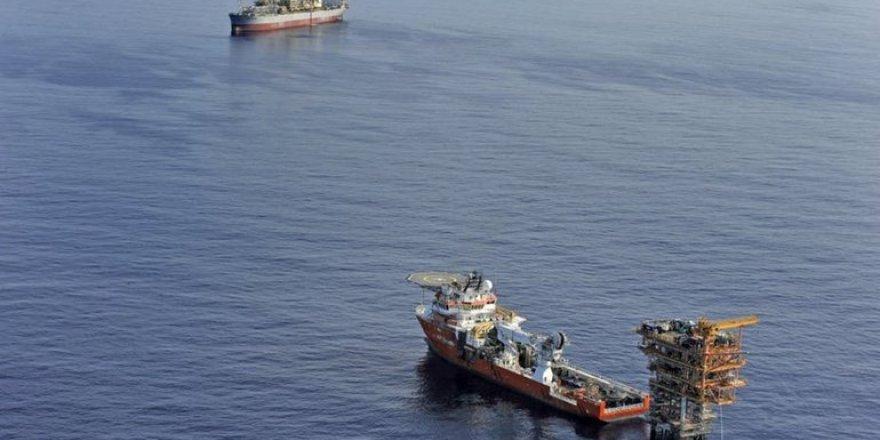 Denizaltındaki petrol ve gaz yatakları paylaşıldı