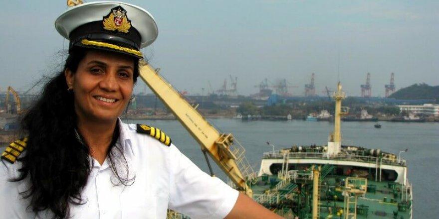 Denizcilik sektöründe 'Kadınlar Günü' duyarlılığı