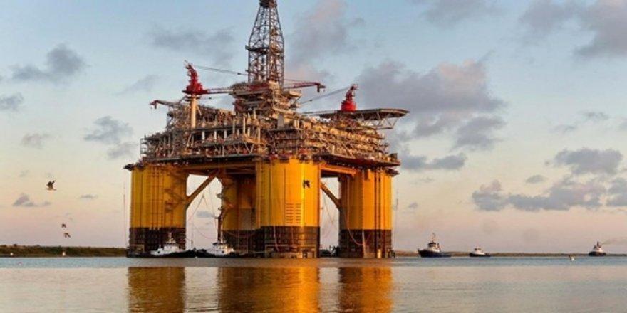 Shell'de gözünü Doğu Akdeniz'e dikti