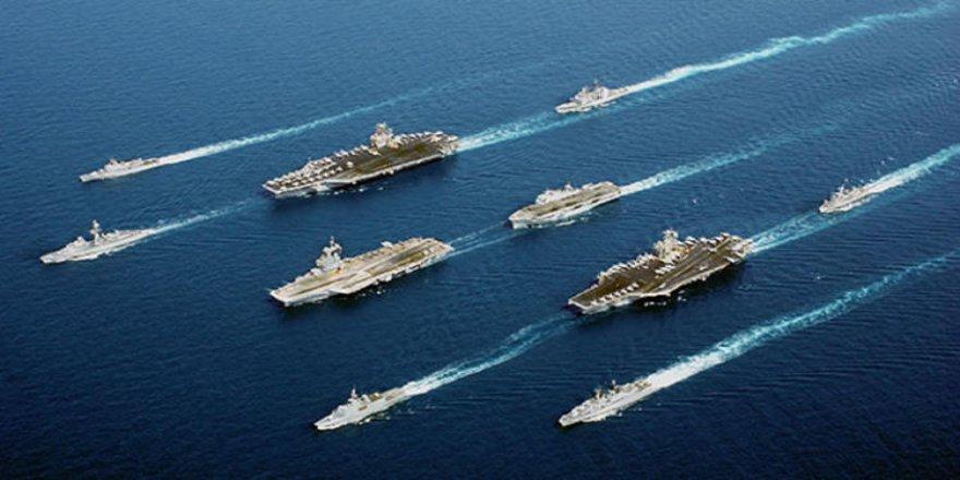 Pentagon'dan 6. filo iddialarına yalanlama