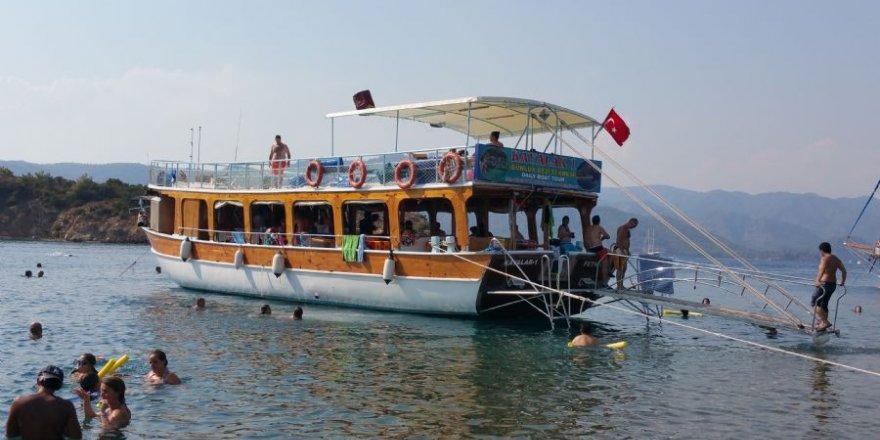 Gezi teknelerinde sigorta sıkıntısı